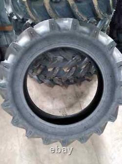 11.2-28 New Petlas R-1 8 Ply Tube Type Bias Tractor Tire 11228 11.2 28
