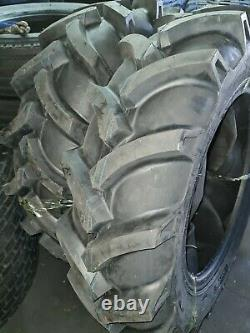 11.2x28, (2 TIRES + 2 TUBES) ROAD CREW R-1 11.2-28, 10 PLY 11228