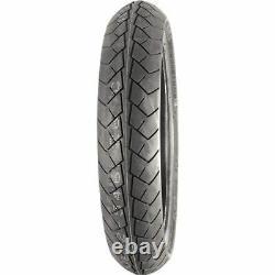 120/70B-17 Bridgestone Battlax BT-020M Sport Touring Bias Ply Front Tire