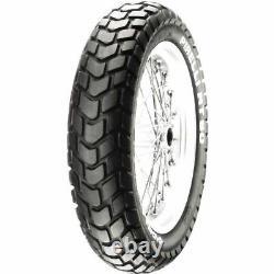 120/90-17 Pirelli MT60 Dual Sport Bias Ply Rear Tire