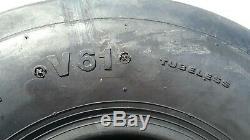 2 18x8.50-8 6-Ply 5-Rib Vredestein V61 Deep Tubeless TIRES and TUBES European