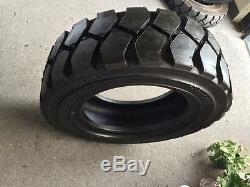 2 New 7.00-12 14PLY Super Duty Forklift Tires 7.00X12 70012 TTF(Tire+Tube+Flap)