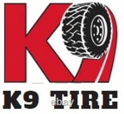 2 New Tires & 2 Tubes 12.4 28 K9 R1 8ply Tubeless 12.4x28 Tractor Rear DOB FS