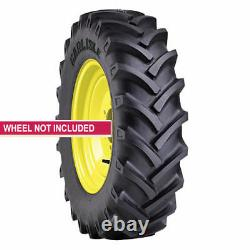 2 New Tires & 2 Tubes 16.9 30 Carlisle R-1 Tractor CSL24 8 Ply TT 16.9x30 Rear