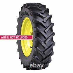 2 New Tires & 2 Tubes 18.4 38 Carlisle R-1 Tractor CSL24 10 Ply TT 18.4x38 Rear