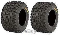 2 x 22x11-9 MAXXIS RAZR 2 6 Ply Rear Quad Bike ATV UTV Tyre
