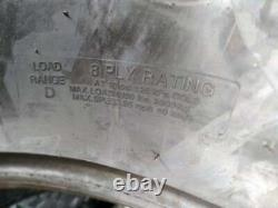 20.8-38 Tire 8ply New Overstocks R-1 Tube Type 20838 20.8 38