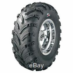 22x10-10 SWAMP FOX 6 Ply Front or Rear Quad Bike ATV UTV Tyre