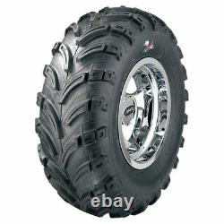 22x8-10 SWAMP FOX 6 Ply Front or Rear Quad Bike ATV UTV Tyre