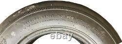 24 8.00 14 BUSHMASTER RIB TR508 20 Ply Tube Type Shredder Batwing Mower SIL