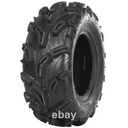 24x8-12 MAXXIS Zilla 6 Ply Front Quad Bike ATV UTV Tyre