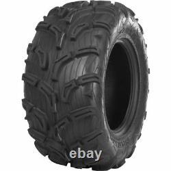 25x10-12 MAXXIS Zilla 6 Ply Rear Quad Bike ATV UTV Tyre