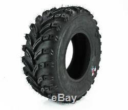 25x12-10 SWAMP FOX 6 Ply Front or Rear Quad Bike ATV UTV Tyre