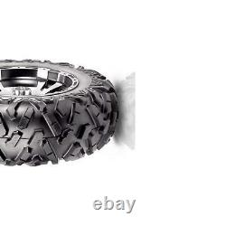 25x8-R12 6PR 43N TL E Maxxis Ply Bighorn Radial Quad Tyre