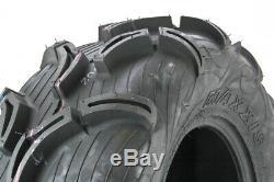 27x9-12 MAXXIS Zilla 6 Ply Front Quad Bike ATV UTV Tyre