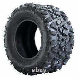 2PCS DF 18X9.5-8 Tires 4 PLY 1PCS for 110cc 125cc ATV Gokart Quad Buggy 4Wheels