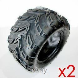 2X 4PLY 20X10 -10 10 inch Rear Back Tyre Tire 250cc Quad Dirt Bike ATV Buggy
