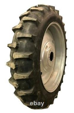 4 New Tires Tube Rim Assembly 11.2 38 FarmBoy NonDirectional 8Ply Pivot ATD FS