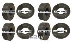 4 PK. KENDA 4 PLY Tire & Tube 12 x 4.00-5 (H54)