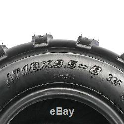 4PLY 18X9.50- 8 inch Rear Tyre Tire 150cc 200cc Quad Dirt Bike ATV Buggy UTV