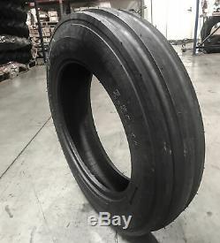 5.50-16 8 Ply Ag Farm Tire F2 3rib 5.50x16 550x16-2Tubes+2 Tires