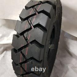 6.00-9 10 PLY (1 TIRE + TUBE + FLAP) 6.00x9 ROAD CREW FORKLIFT TIRES