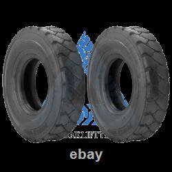 650-10 10-PLY 650x10 K9 FORKLIFT TIRE + TUBE + FLAP 6.50x10 6.50-10 65010 2