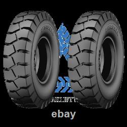 650-10 12-PLY 650x10 SMF20 FORKLIFT TIRE + TUBE + FLAP 6.50x10 6.50-10 65010 2