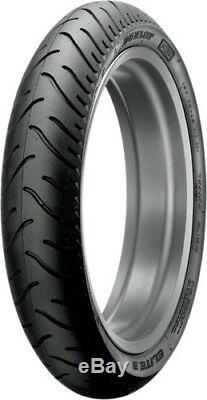 90/90-21 (54H) Dunlop Elite 3 Bias-Ply Touring Front Motorcycle Tire 4079-22 21