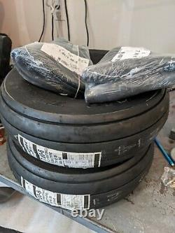 Air Trac 700/6 6 ply tires with tubes(NEW)