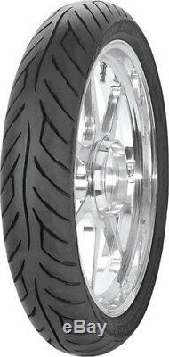 Avon Tyres AM26 Roadrider Bias-Ply Front Tire 90/90-19 (90000000660) 19 30-5718