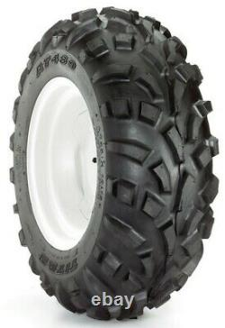 Carlisle AT489 3-Ply Replacement ATV Utility Front Tire 25X8-12 (589306)