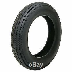 Coker Firestone Motorcycle Tire 5.00-16 Bias-ply Blackwall 72225 Each