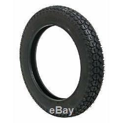 Coker Firestone Motorcycle Tire 5.00-16 Bias-ply Blackwall 73225 Each