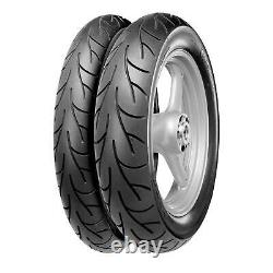 Conti Go! General Purpose/sport Touring Cross Ply Tires 100/90-19