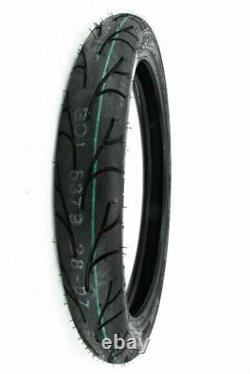 Continental Conti GO! Front Tire 110/90HB-18 TL 61H Bias Ply 02400280000