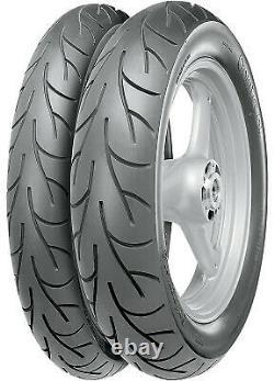 Continental ContiGo Tire 130/90-17 Bias-ply Blackwall 02400370000 Each Rear 17