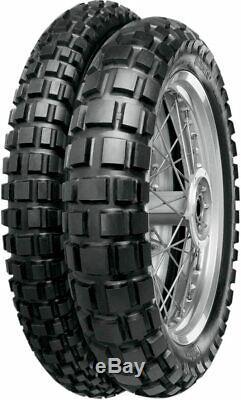 Continental TKC80 120/70-19 & 170/60-17 Bias ply tire kit fits BMW R1250GS