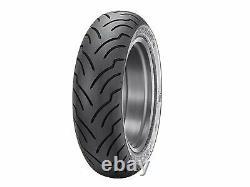 Dunlop American Elite Blackwall Bias Ply Rear Tire MU85B16