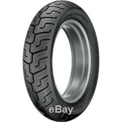 Dunlop D401 Blackwall 160/70-17 Bias Ply Rear Motorcycle Harley Tire