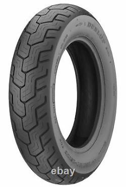 Dunlop D404 Bias-Ply Motorcycle Street Tire Rear 130/90-15 Tyre