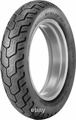 Dunlop D404 Bias-Ply Motorcycle Street Tire Rear 130/90-16 67H B Tyre