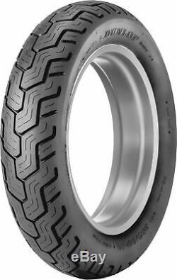 Dunlop D404 Bias-Ply Motorcycle Street Tire Rear 170/80-15 77H B Tyre