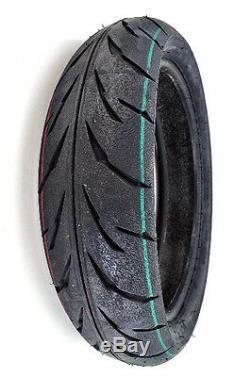 Duro HF918 Bias-Ply Sport Rear Tire 140/70-17 TL 66H 25-91817-140