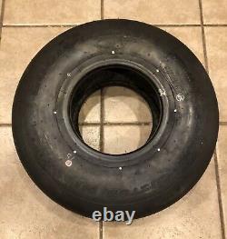 Goodyear Flight Custom III 6.50-8, 8 Ply Tires and Inner Tubes