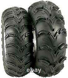 ITP Mud Lite AT Tire All-Terrain 6-Ply ATV/UTV Side by Side Rear 25x12x9