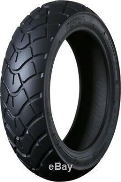K761 Dual Sport 4 Ply Bias Rear Tire 130/90-16 Kenda 133T8068