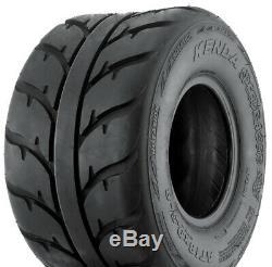 Kenda K547 Speed Racer 4-Ply Hard Terrain ATV Rear Tire 20X11-9 (085470993B1)