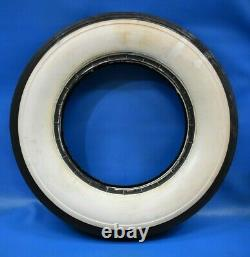 Lester Tire Co 7.00-18 Classic 6 Ply Rated 18 Whitewall Tire With Tube Liner
