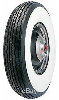Lester Tire Co 7.50-16 Classic 6 Ply Rated 16 Whitewall Tire